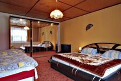Ferienwohnung Familie Mohr, Himmelpfort: Schlafzimmer