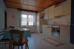 Ferienwohnung Familie Mohr, Himmelpfort: Küche